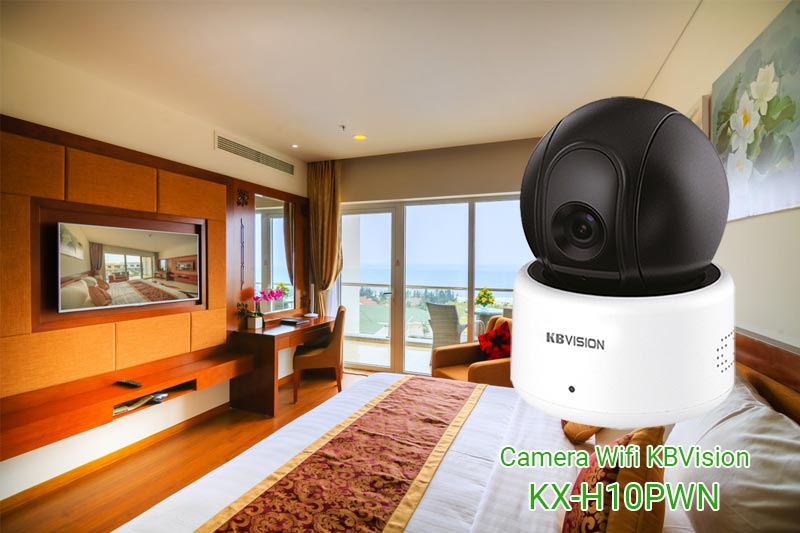 Camera IP Wifi kbvision Xoay 360